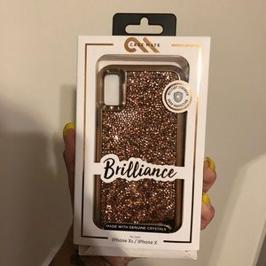 iPhone X case case mate